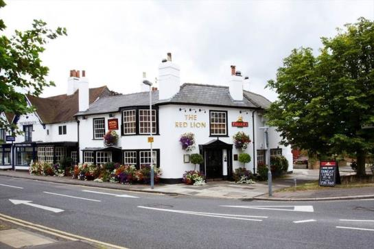 The Red Lion Hotel Hillingdon