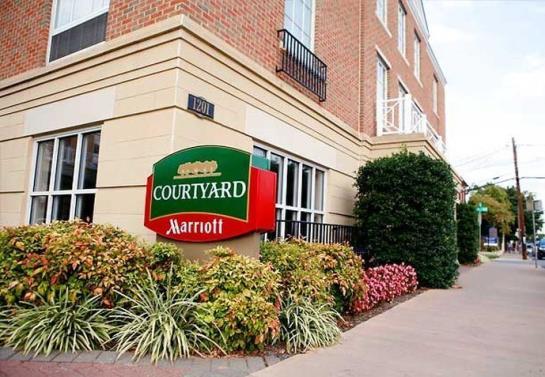 Hotel Courtyard by Marriott Charlottesville University Medical Center