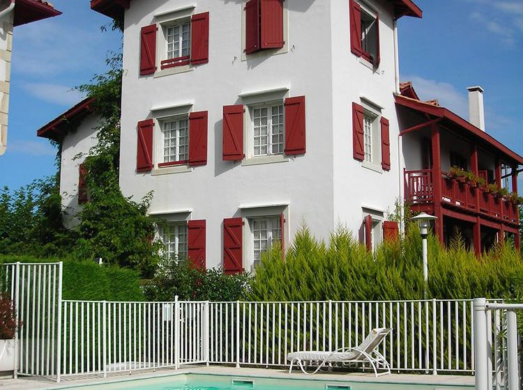 Villa Catarie Chteaux & Hotels De France Guethary