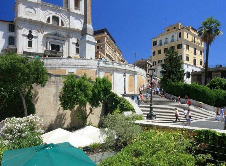 Hotel Internazionale Domus Rome