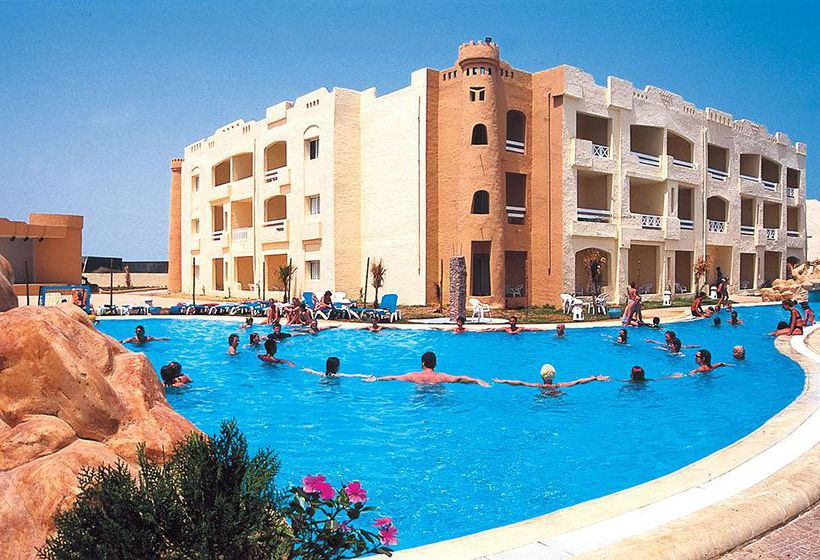 Hotel Sun Beach Resort Tunis