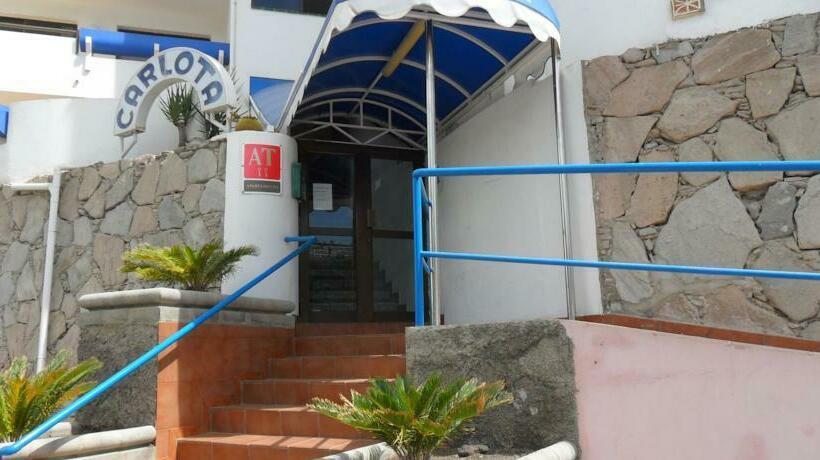 Outside Apartamentos Carlota Puerto Rico