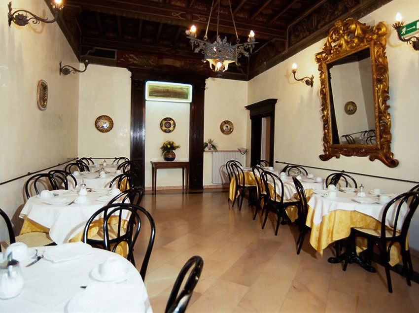 Restaurant Hotel Accademia Florence