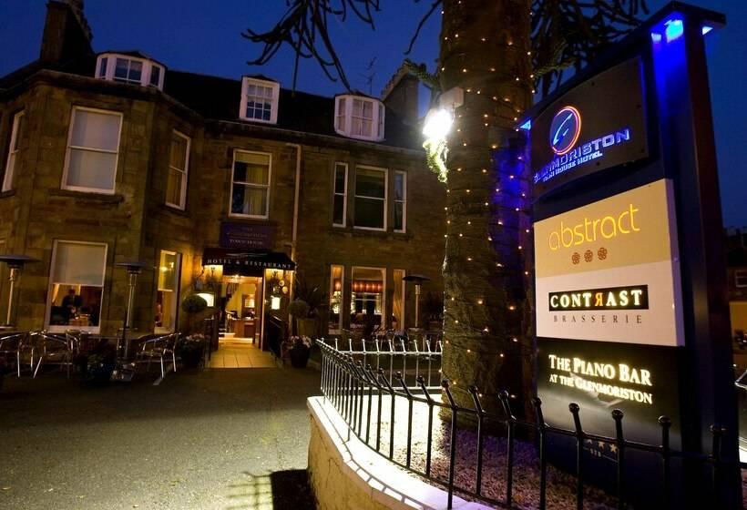 Hotel Glenmoriston Town House Inverness