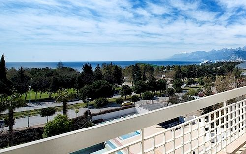 Terrace Hotel Grida City Antalya
