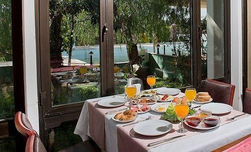 Detail Hotel Grida City Antalya