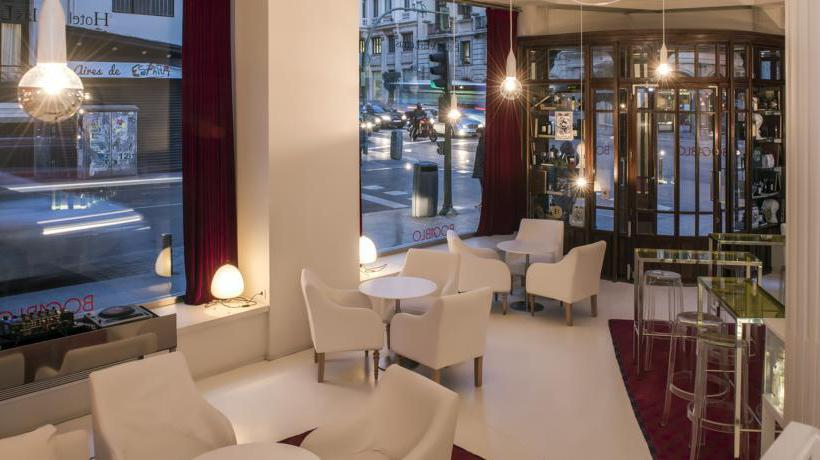 Restaurante casino gran via 24