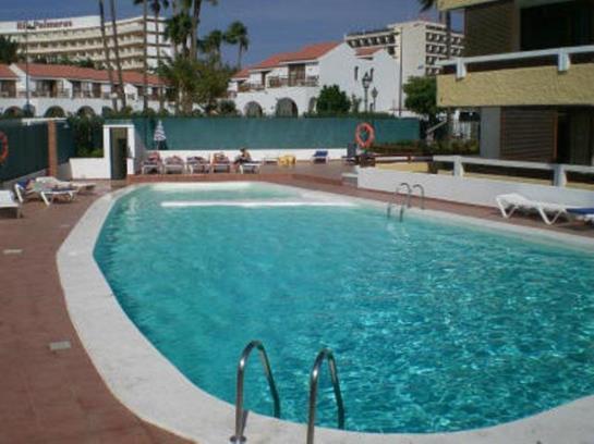 Apartamentos el cisne en playa del ingl s destinia - Apartamentos playa del ingles economicos ...