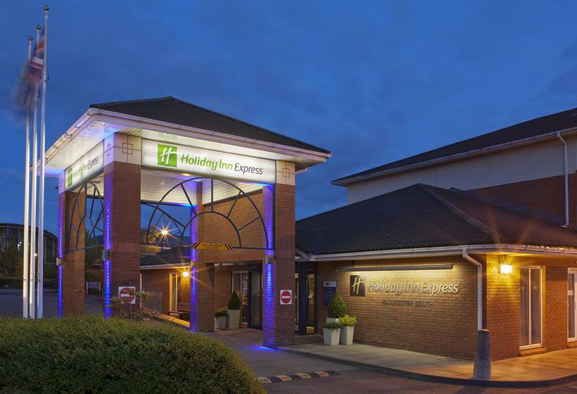 Hotel Holiday Inn Express Gloucester-South M5, JCT.12