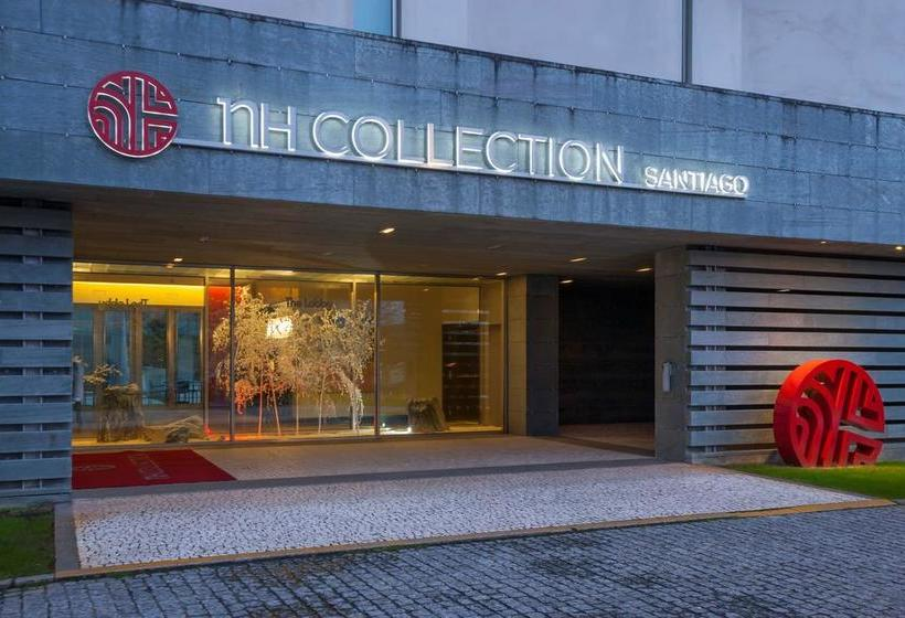 Hotel NH Collection Santiago de Compostela