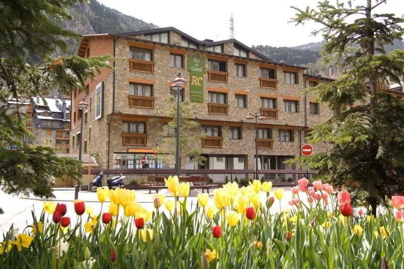 Aparthotel Roc del Castell Canillo