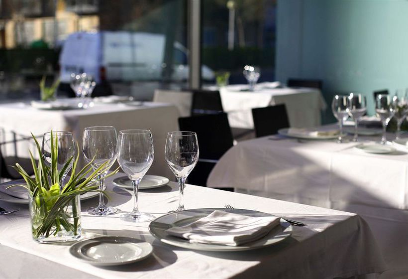 Restaurant Hotel Barceló Valencia