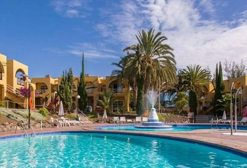 Swimming pool Apartamentos Tisalaya Park Maspalomas