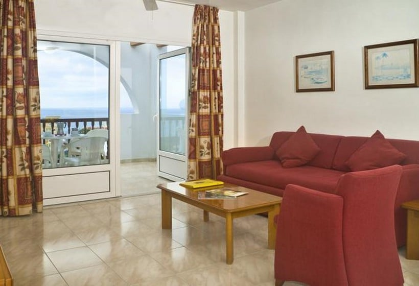 Room Blue Sea Apartamentos Callao Garden Callao Salvaje