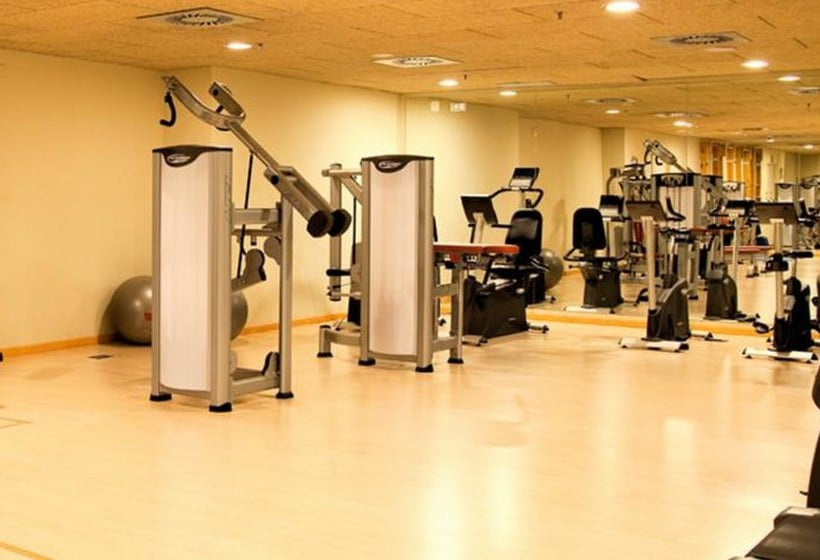 Sports facilities Hotel AR Diamante Beach Spa Calpe