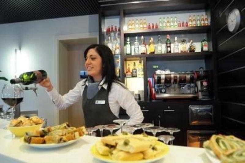 Cafeteria IH Hotels Milano Gioia