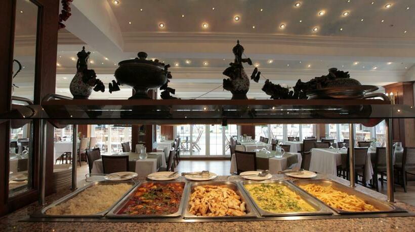 Restaurant Hotel Comca Manzara Bodrum