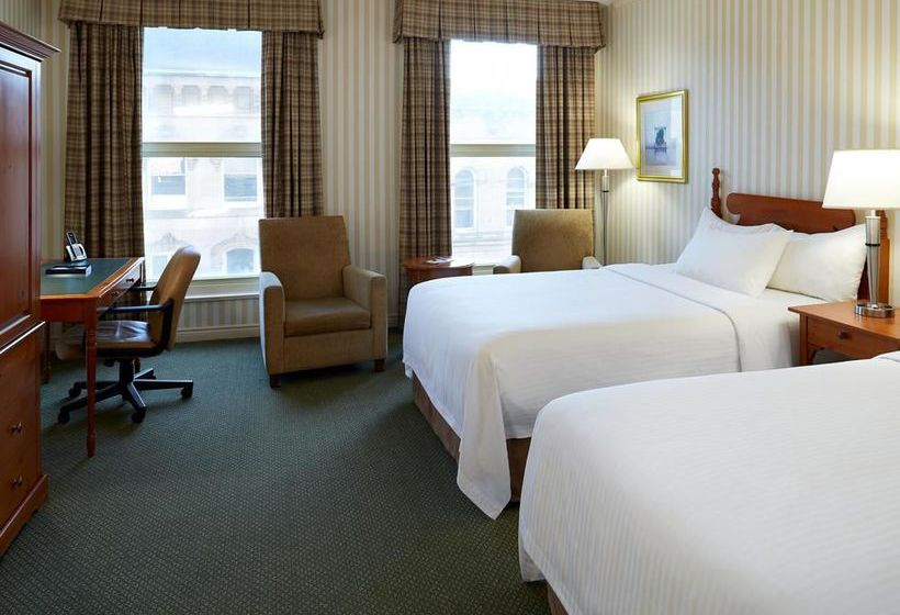 Hotel Delta Barrington Halifax