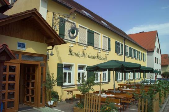Landhotel-Gasthof Böhm Rothaurach