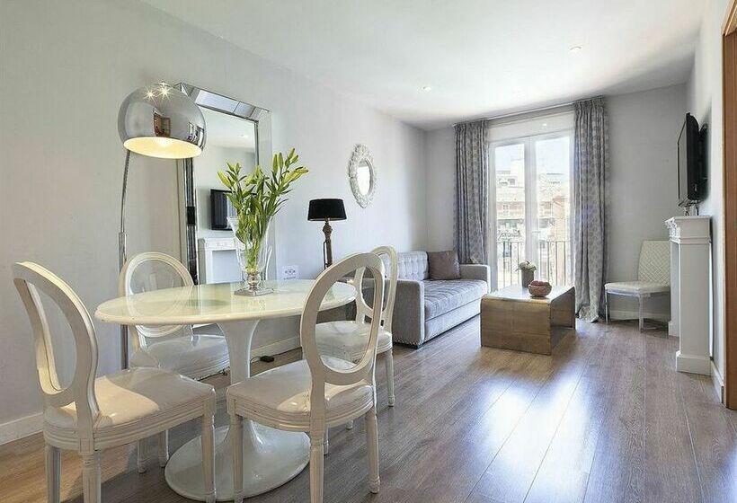 Aparthotel Grandom Suites Barcelona