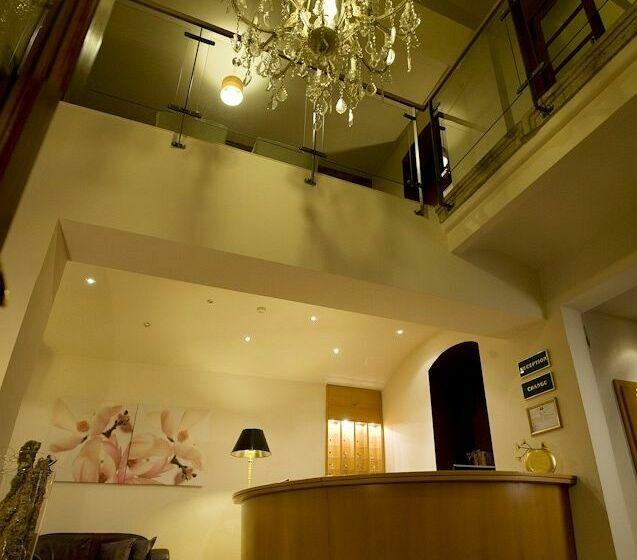 Hotel Andel Prague