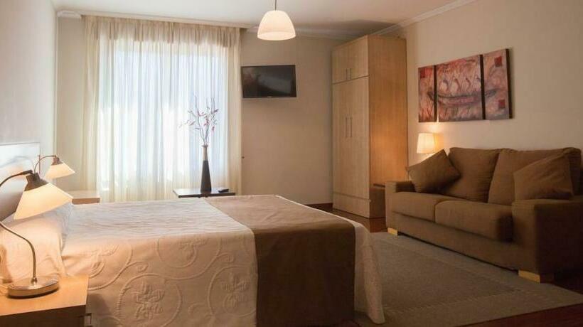 Room Hotel Dabarca Pontevedra