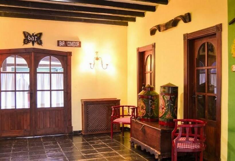 Zonas comunes Hotel GHM Monachil Sierra Nevada