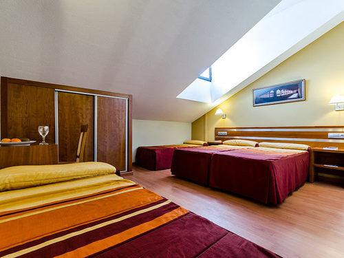 Hotel Mirador de Santa Ana Avila