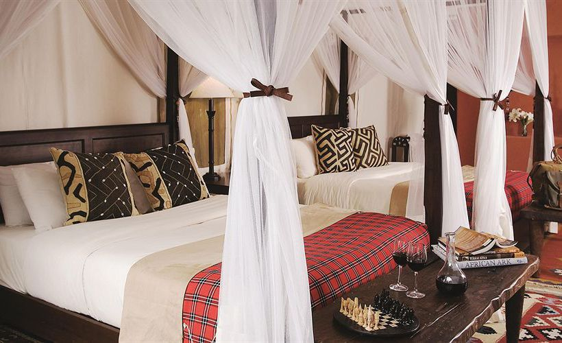 Hotel Fairmont Mara Safari Club Maasai Mara National Reserve