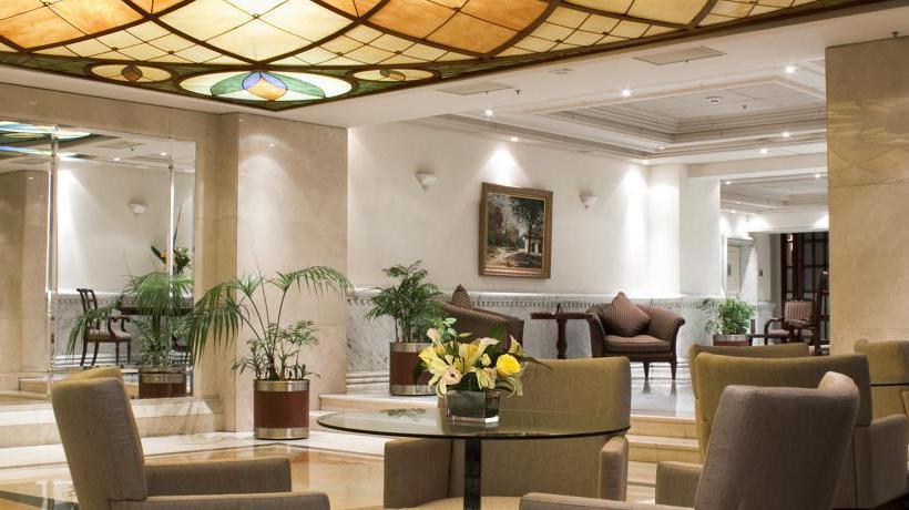 Common areas Hotel Intercontinental Santiago Las Condes