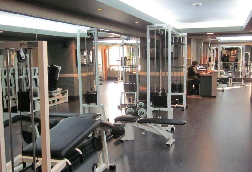 Sports facilities Hotel Intercontinental Santiago Las Condes