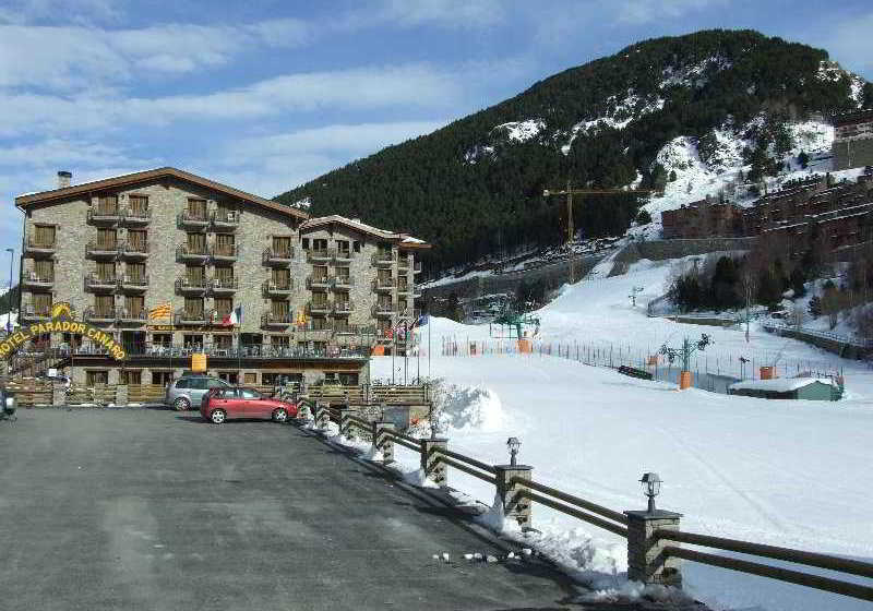Hotel Parador Canaro Incles
