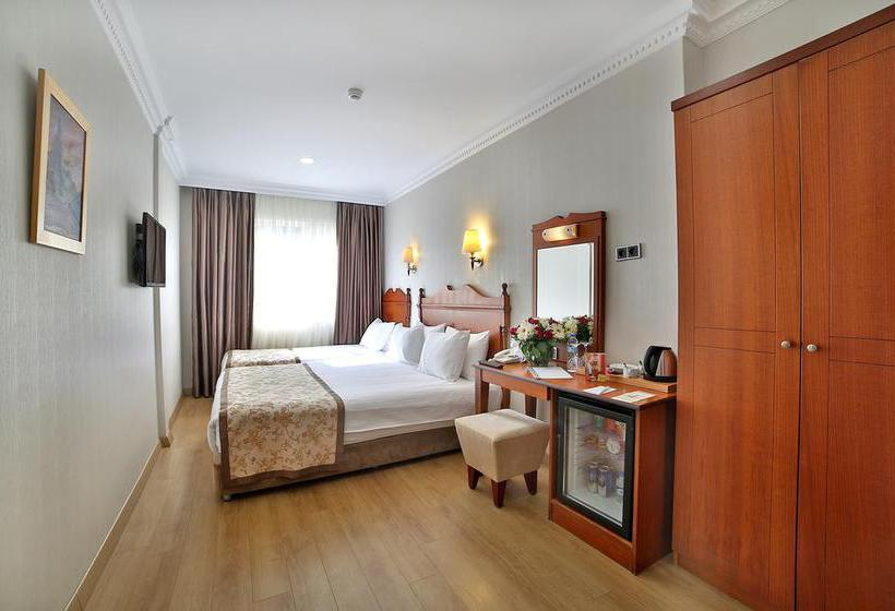 Room Hotel Lady Diana Istanbul