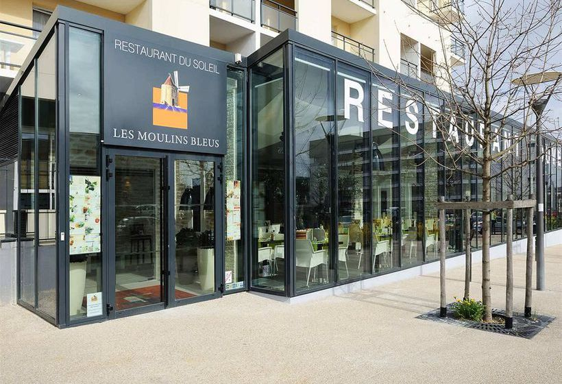 Appart 39 h tel residhome paris massy en massy destinia for Appart hotel paris 7
