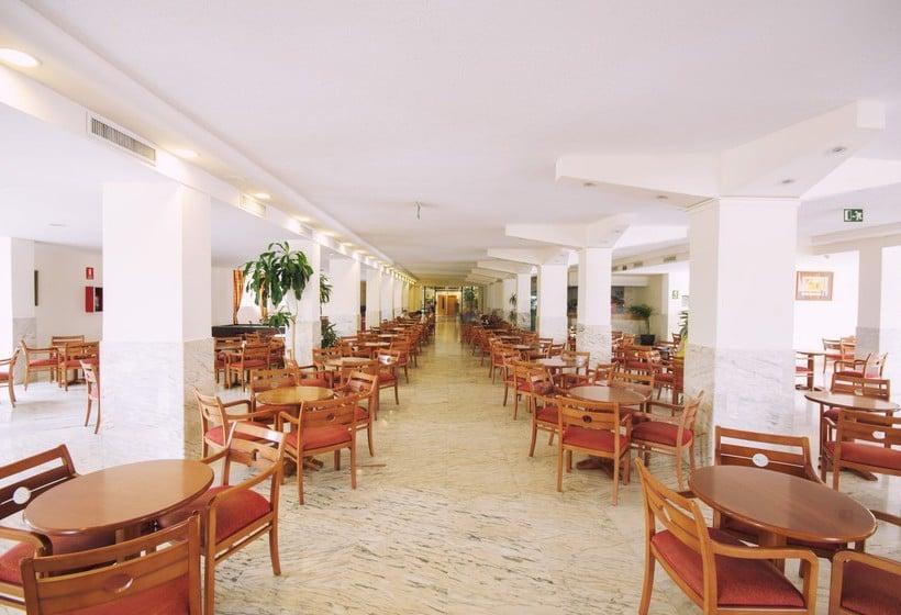 Cafetería AzuLine Hotel Coral Beach Es Cana