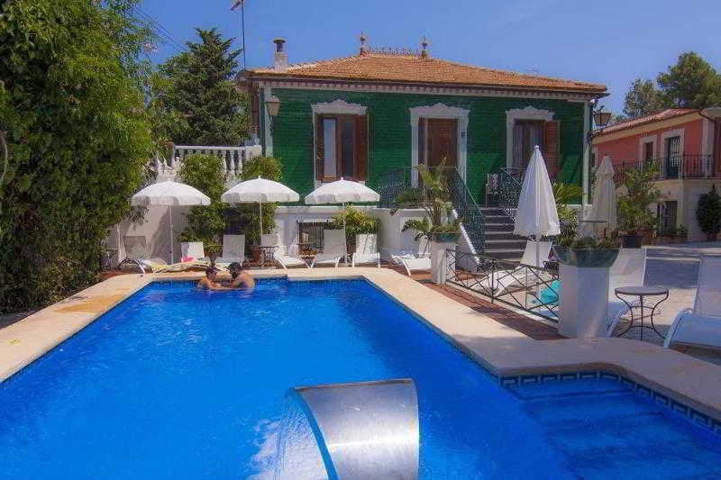 Hotel Palau Verd - Adults Only Denia
