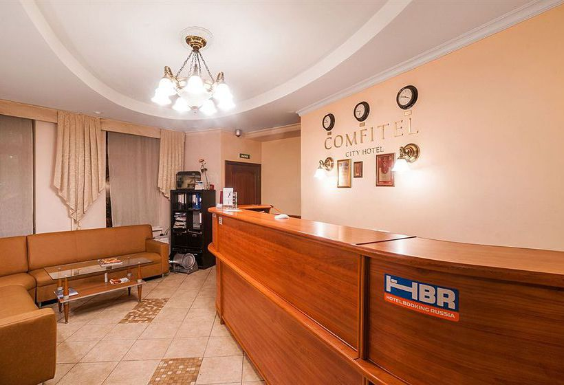 City Hotel Comfitel Saint Petersburg