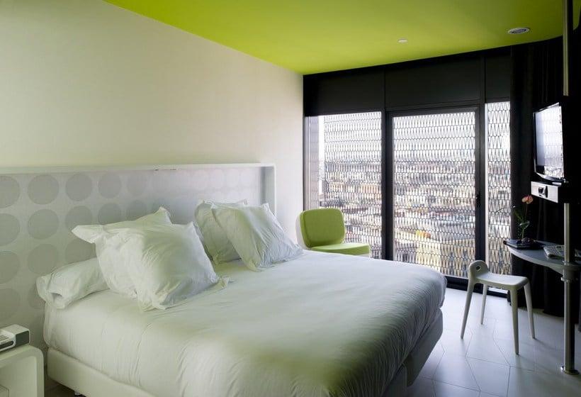 Room Hotel Barceló Raval Barcelona