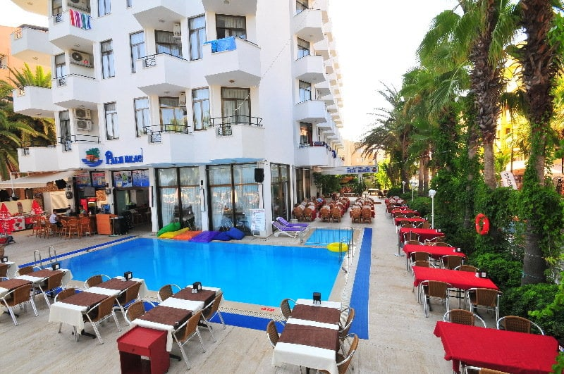 Hotel Palm Beach Marmaris