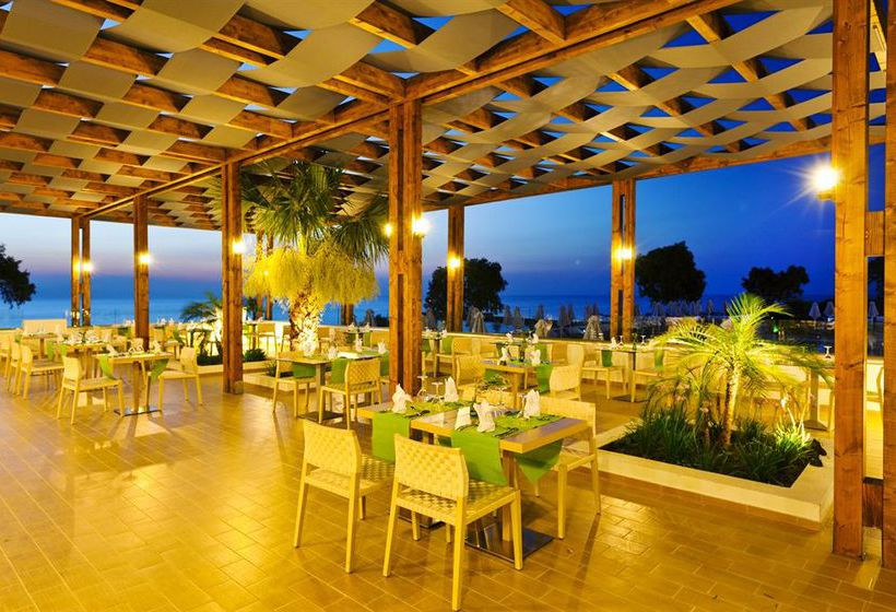 Oceanis Beach Resort Psalidi