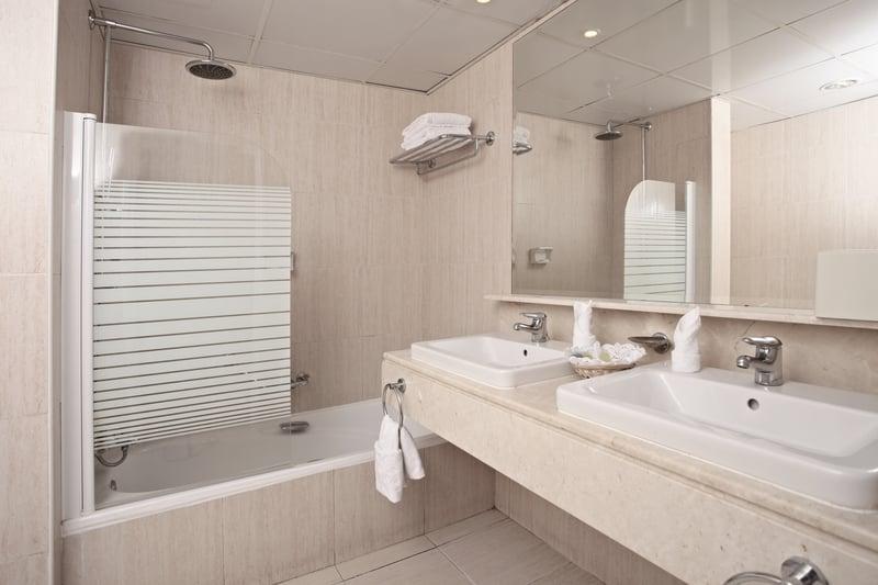 Bathroom Hotel Grand Bahia Principe La Romana