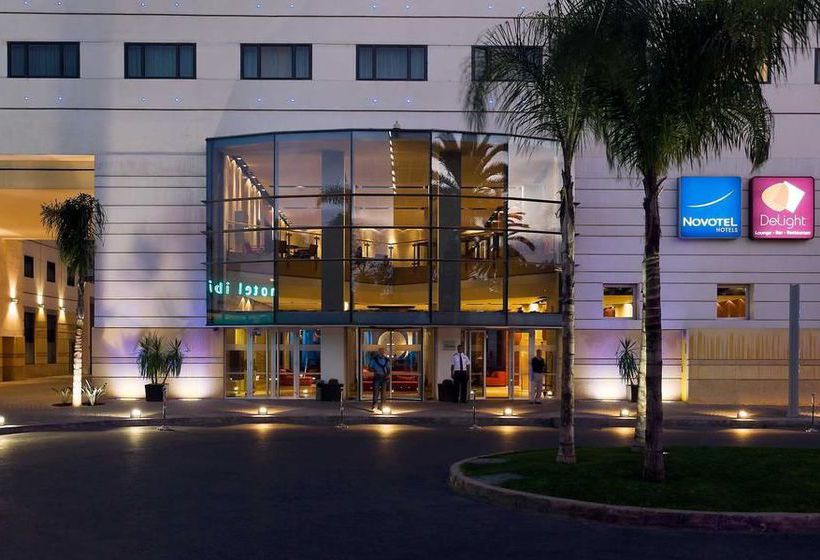 Novotel Casablanca City Center کازابلانکا