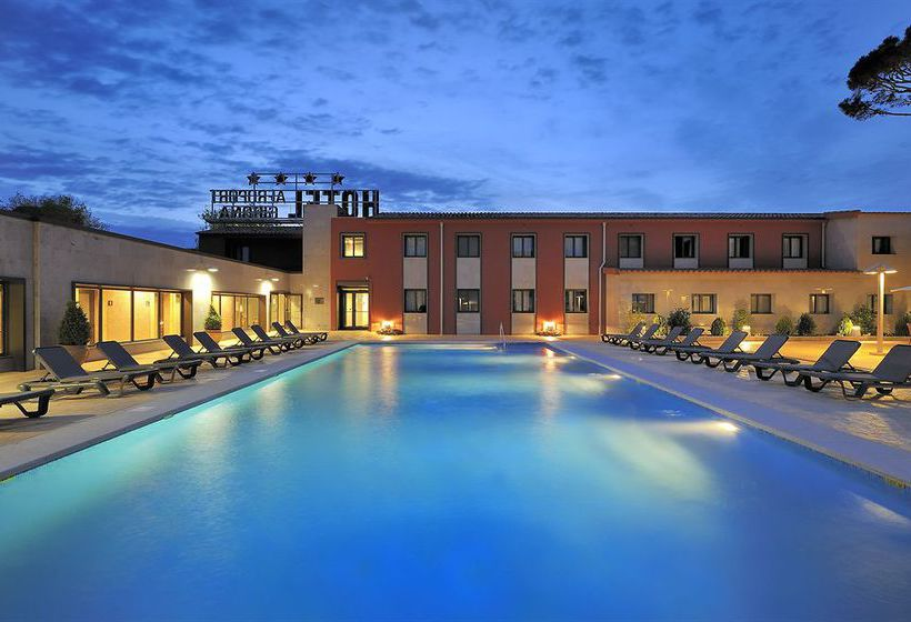 Hotel Sallés Aeroport de Girona Riudellots de la Selva