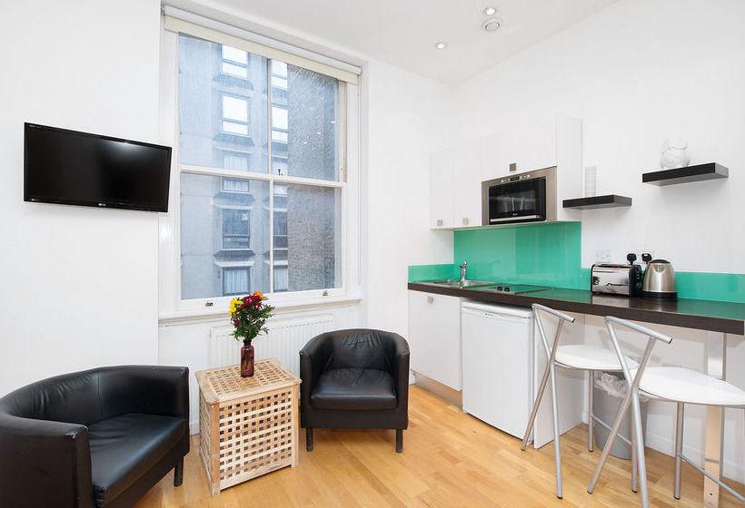 Hyde Park Executive Apartments en Londres | Destinia