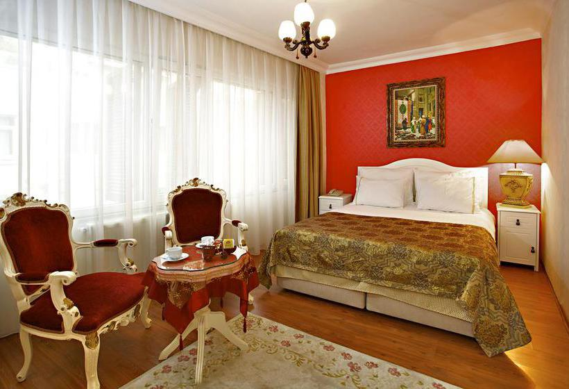 Room Hotel Asmali Istanbul