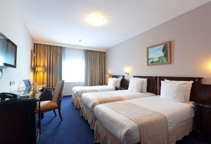 هتل Best Western Blue Square آمستردام