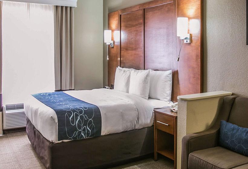 Hotel Comfort Suites Nw Lakeline Austin