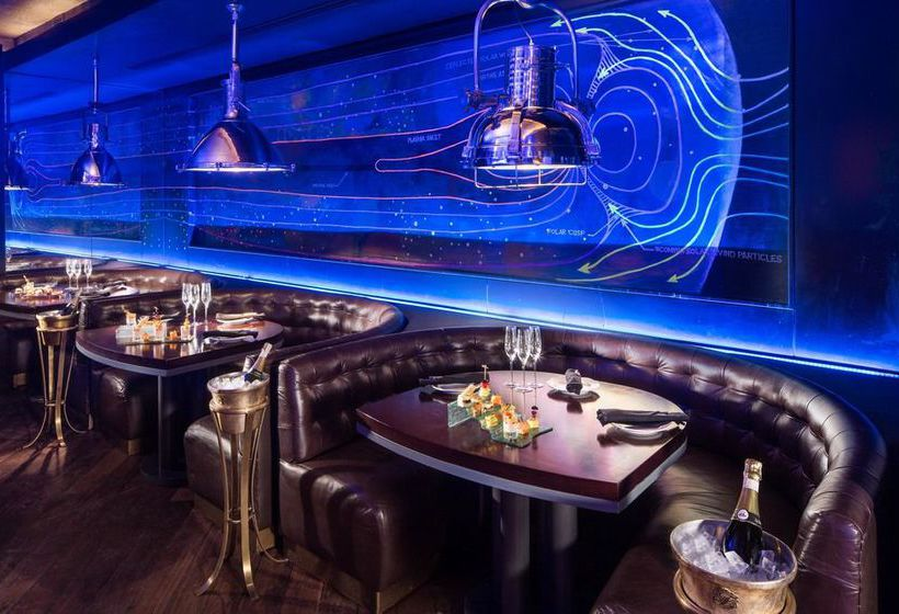 Cafeteria Hotel Fairmont Nile City Cairo