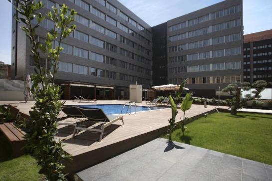 Hotel Villa Olímpic@ Suites Barcelona