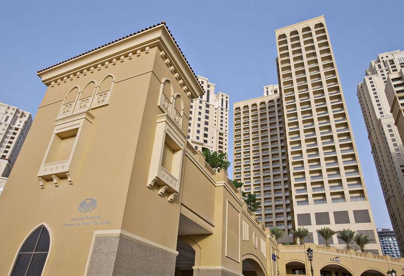 Hotel amwaj rotana jumeirah beach a dubai a partire da 41 for Hotel di dubai